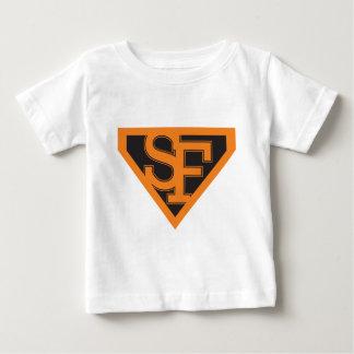 Super San Francisco SF Baby T-Shirt