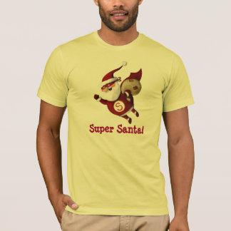 Super Santa Claus T-Shirt