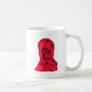 Super Scary Monster Face Products Coffee Mug