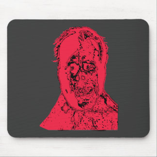 Super Scary Monster Face Products Mouse Pad