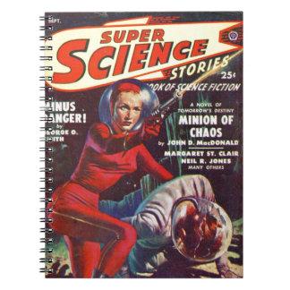 Super Science Notebook