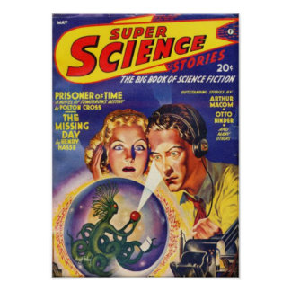 Super Science Poster