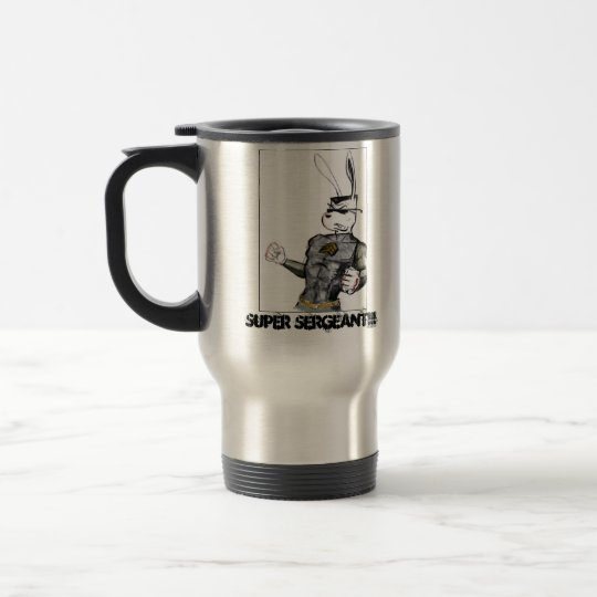 Super Sergeant Mug