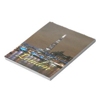 Super Shard London Memo Notepads