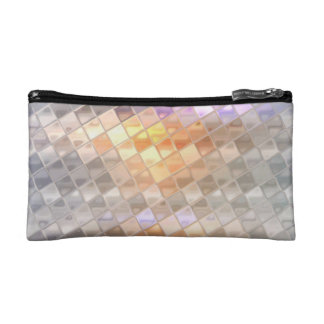 Super Simmers Shiny Bagette Makeup Bag