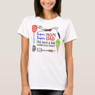 Super Single Parent by SRF T-Shirt