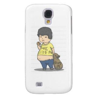 Super Size Me Samsung S4 Case