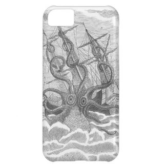 Super-Size Sushi Kraken iPhone5 Barely There Case