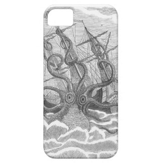 Super-Size Sushi Kraken iPhone5 Barely There Case iPhone 5 Cover