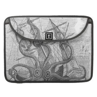 "Super Size Sushi Sache -Kraken - 15"" MacBook Sleeve For MacBook Pro"