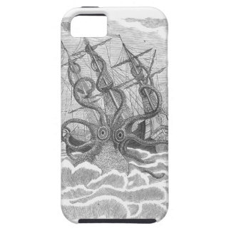 Super Sized Sushi Kraken iPhone 5 iPhone 5 Cases