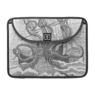 "Super Sized Sushi Sache Kraken-13"" MacBook Sleeve"