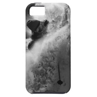 Super skier Josh Daiek kirkwood slack country iPhone SE/5/5s Case