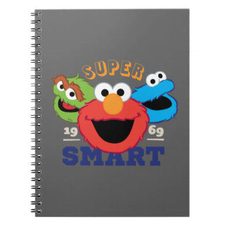 Super Smart Characters Notebook