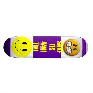 Super smile skateboard