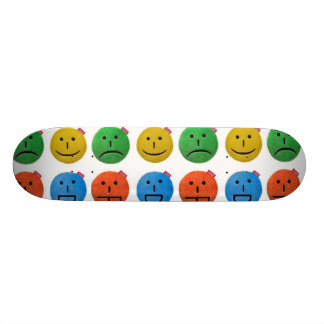 Super Smiley Skateboard
