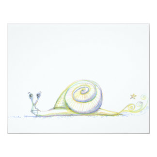 Super Snail Card