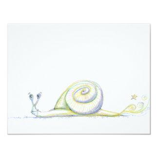 Super Snail Card
