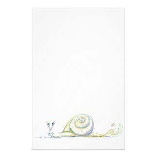 Super Snail Stationery