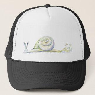 Super Snail Trucker Hat