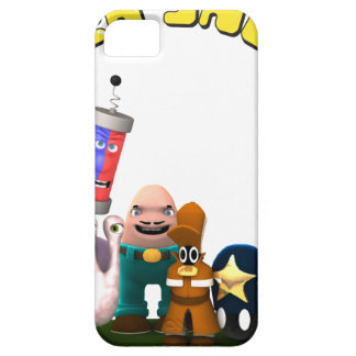 Super Snoops Jr. Detectives iPhone SE/5/5s Case