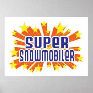 Super Snowmobiler Poster