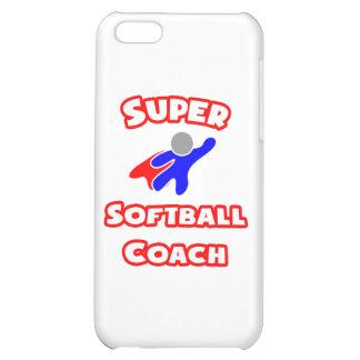 Super Softball Coach iPhone 5C Case