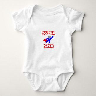 Super Son Baby Bodysuit