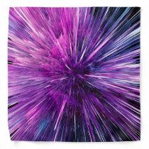 Super sonic - gorgeous purple bandana