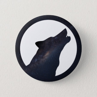 Super Sonic Wolf Pack Galaxy Button