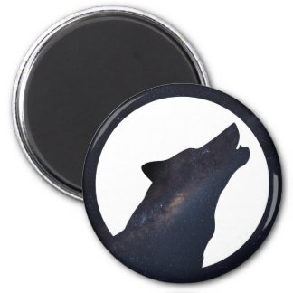 Super Sonic Wolf Pack Galaxy Magnet