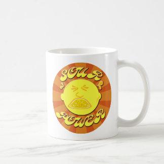 Super sour power coffee mug