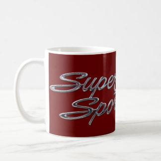 Super Sport Emblem Mug