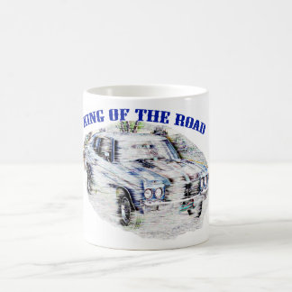 Super Sport King of the Road Mugs