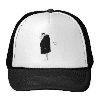 Super Spy cap Trucker Hat