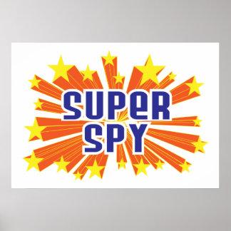 Super Spy Poster