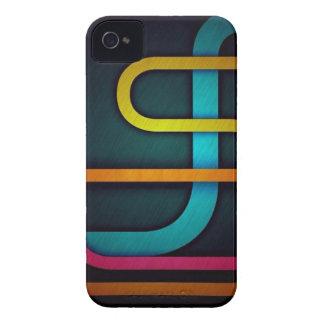 Super squiggles Case-Mate iPhone 4 case