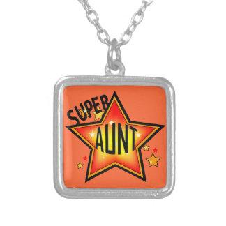 Super Star Aunt Necklace