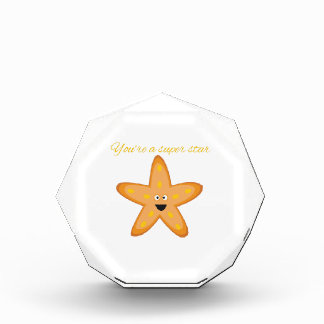 Super Star Acrylic Award
