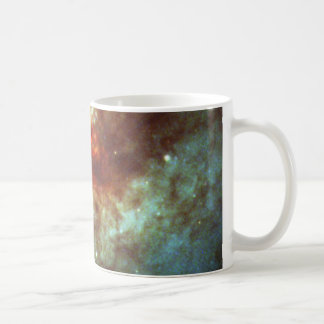 Super Star Clusters in Dust-Enshrouded Galaxy Coffee Mug
