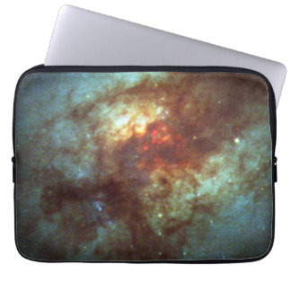 Super Star Clusters in Dust-Enshrouded Galaxy Computer Sleeves