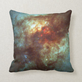 Super Star Clusters in Dust-Enshrouded Galaxy Throw Pillow