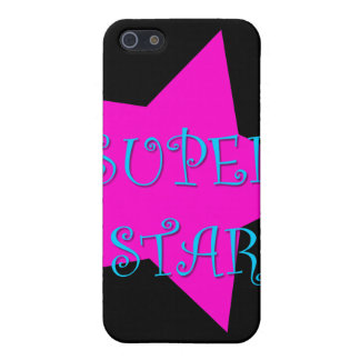 Super Star Cover For iPhone 5