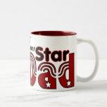 Super Star Dad Photo Mug