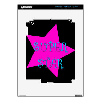 Super Star Decal For iPad 3