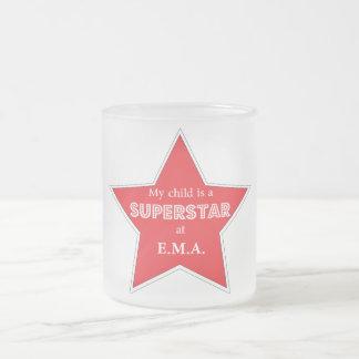 Super Star in Red Mug