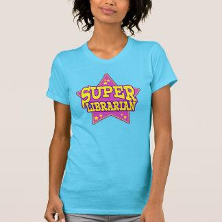 Super Star Librarian T-Shirt