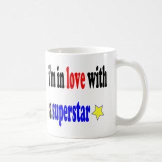 Super Star Love Coffee Mug