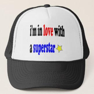 Super Star Love Trucker Hat