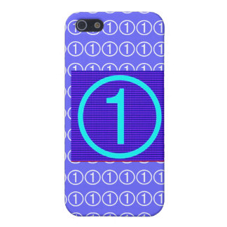 Super Star NumberOne iPhone SE/5/5s Cover